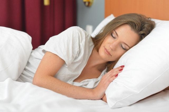 ベッド 療養