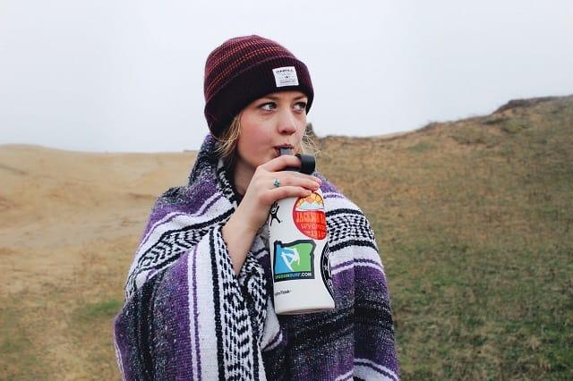 女性 飲み物