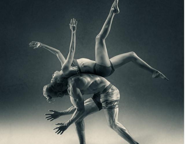 男性 女性 体操