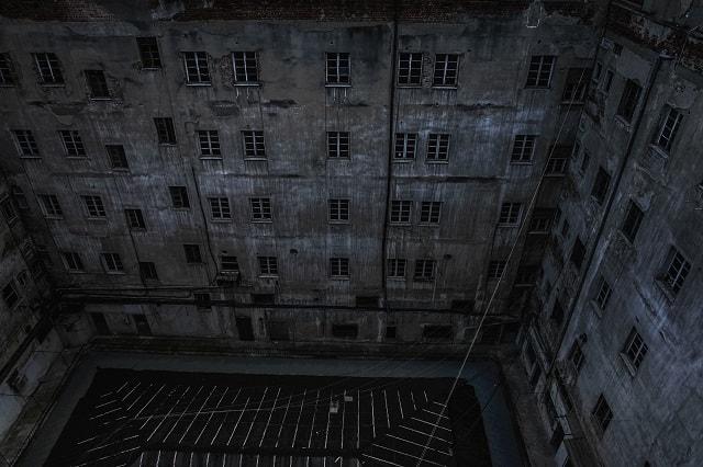 囚人 牢屋