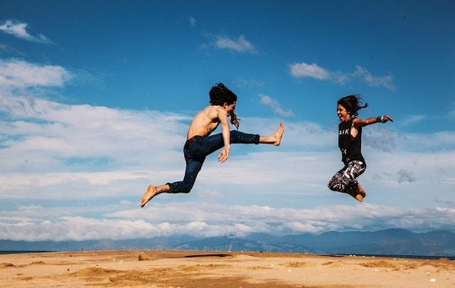ジャンプ 運動
