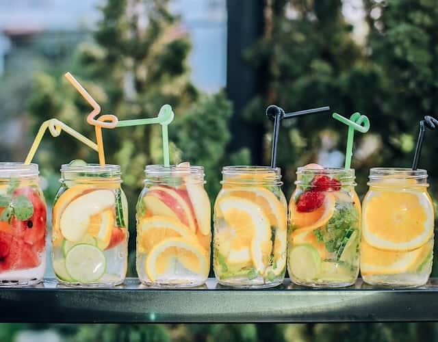 飲み物 フルーツ